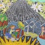 Üçüncülük Ödülü - Nehir Kayaalp - Özel MEV Koleji Gülbahçe Ortaokulu