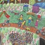 Mansiyon Ödülü - Oya Naz Yavuz - Hasan Ali Yücel Ortaokulu